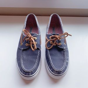 Sperry Boat Shoes - Women's